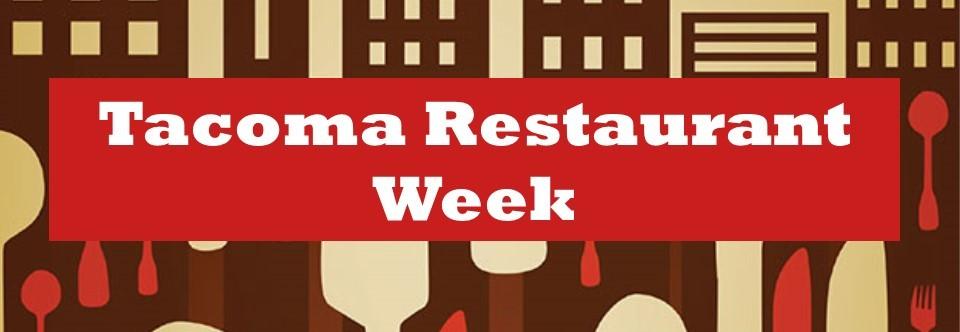 Tacoma Restaurant Week